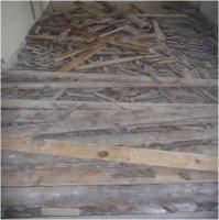Kupfer Bauholz